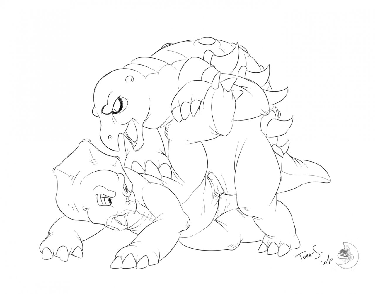 land before time topsy the Marine a go go 2