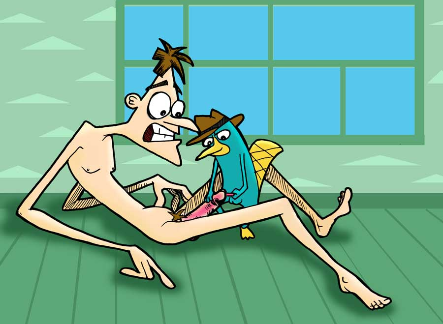 and phineas ferb sex in Naked dead or alive girls