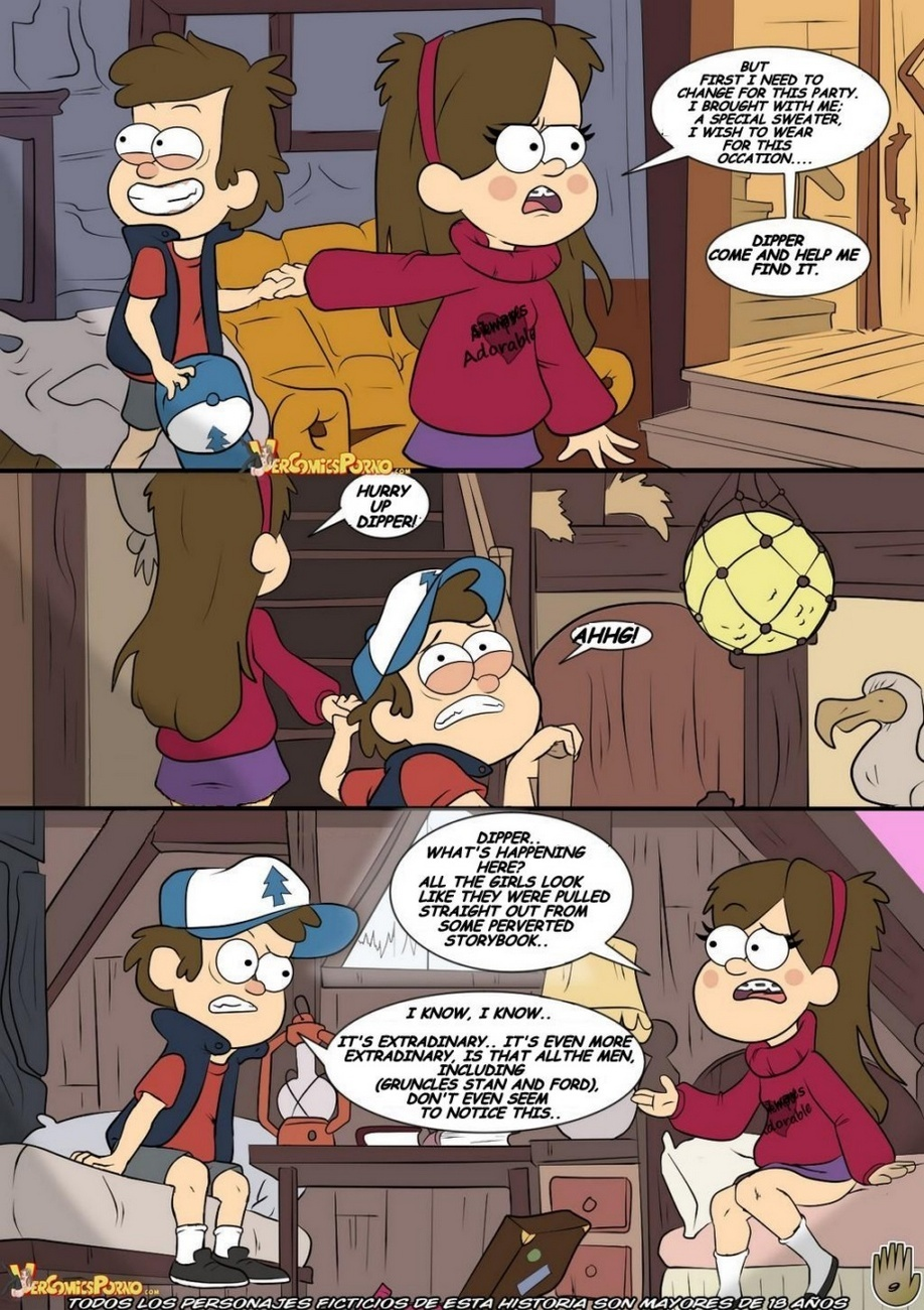 mabel and dipper Goblin slayer cow girl naked