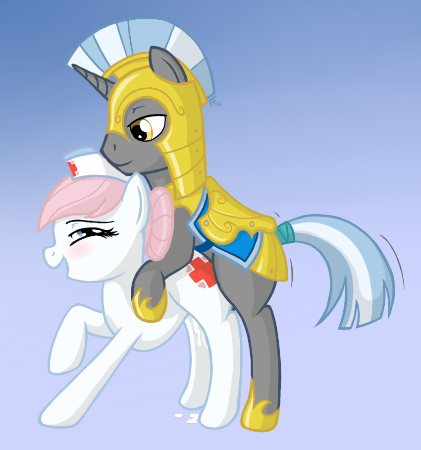 shores pony my little sapphire Mangaka san to assistant san to