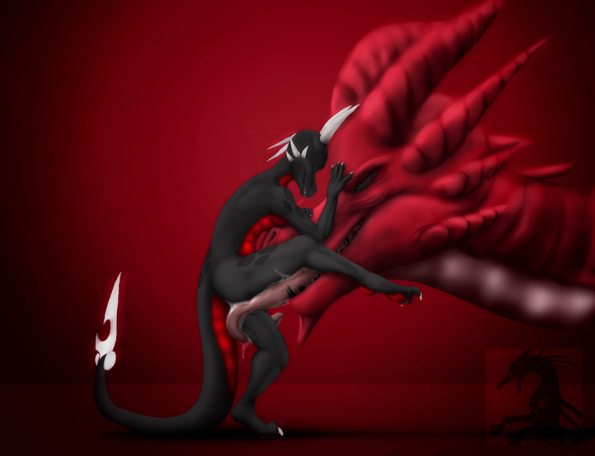 said not slay dragon the lay Mlp anthro x male reader