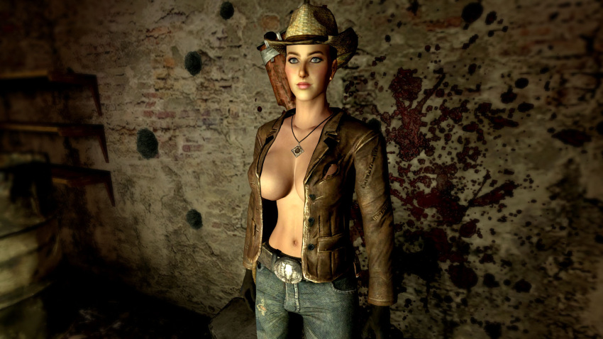 mod 4 cait fallout nude Fred perry the full course