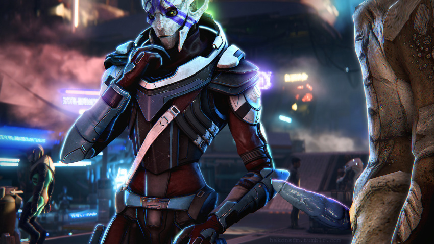 female mass turian andromeda effect Dead or alive tina armstrong