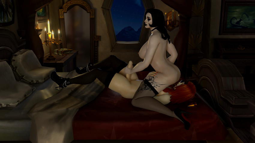 porn of female world orc warcraft How to get karla ds3