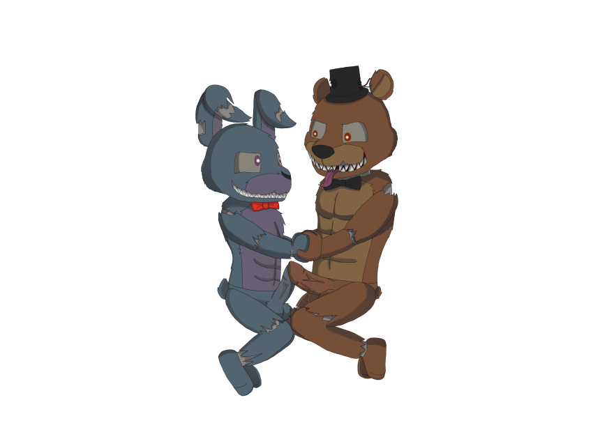 nights freddy's marionette at the five Futanari all the way through